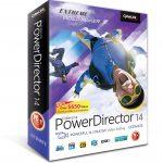 動画編集ソフト PowerDirector 14がキャンペーン中でお買い得!amazonで更に10%割引キャンペーン中(2016/6/30まで)