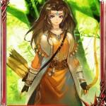 【インサガ】 戦士クローディア ☆6育成 成長パラメータ詳細:攻撃力カンスト!